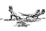 Dinokids and Knife