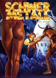 Schwermetall #35 (1982)