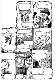 Garbage Man, pg 1