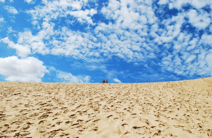 Fraser Island ja miten tapasin elämäni rakkauden