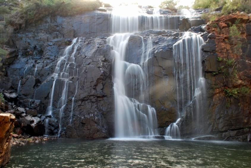 Australian vesiputoukset