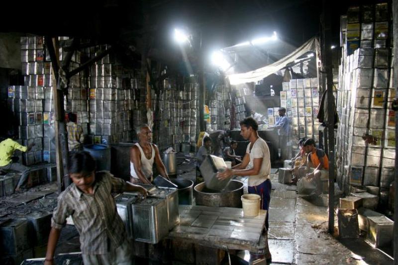 mumbai slummi