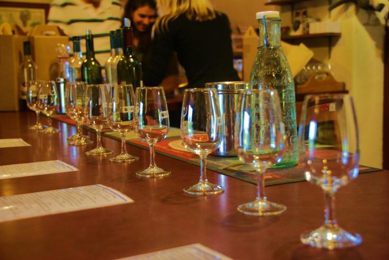 viininmaistelua