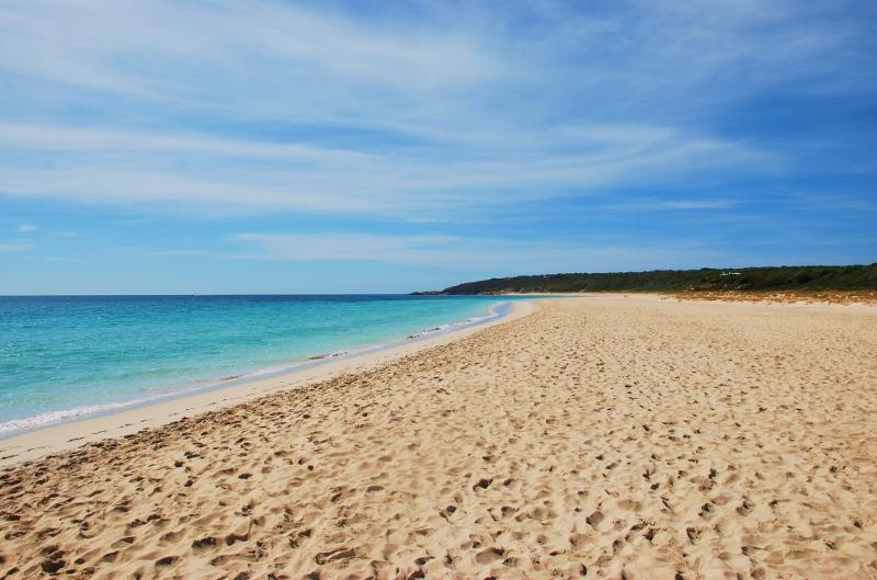 Länsi-Australian rantaa