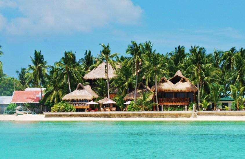Bantayan – Pala paratiisia Filippiineillä