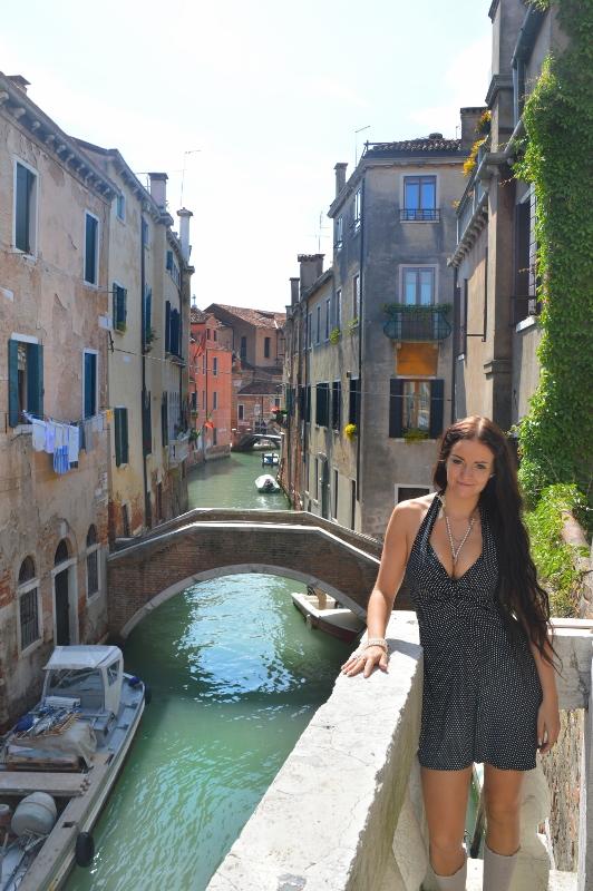 Parveke Venetsiassa