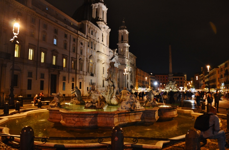 Piazza Navona, Rooma