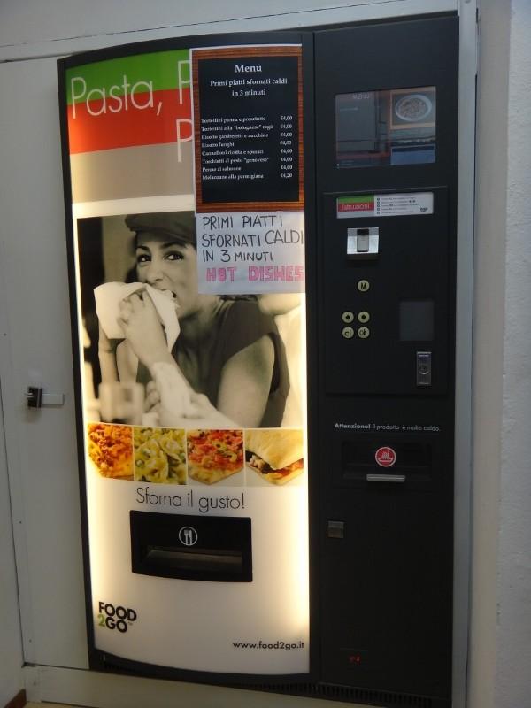 Pasta-automaatti
