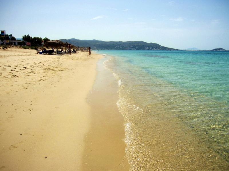 Rantalomaa Naxos, Kreikka