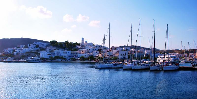 Miloksen satama
