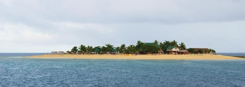 Yasawa-saarilla Fidzillä