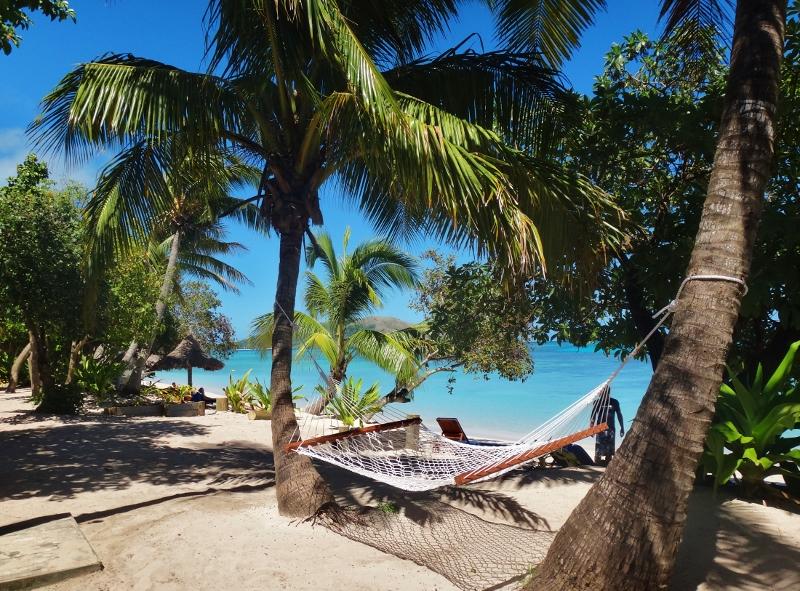 Blue Lagoon Resort, Fiji