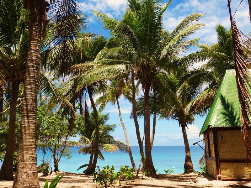 Fidzin Yasawa-saarilla