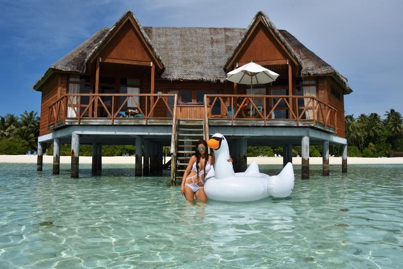 Overwater Bungalow, Malediivit