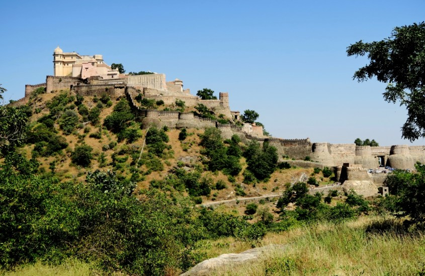 Ranakpur ja se eka kolari Intiassa