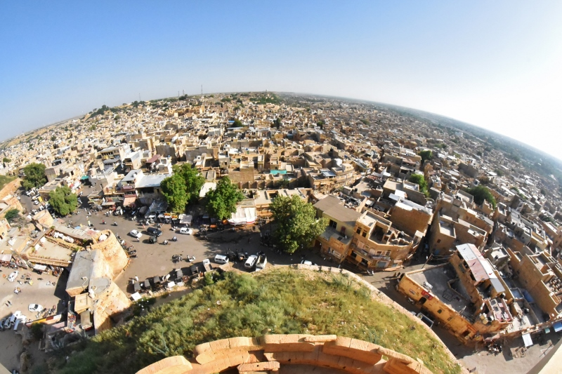 Jaisalmer kokemuksia