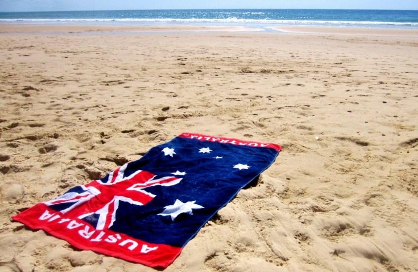 Pitäisikö Australia Daytä boikotoida?