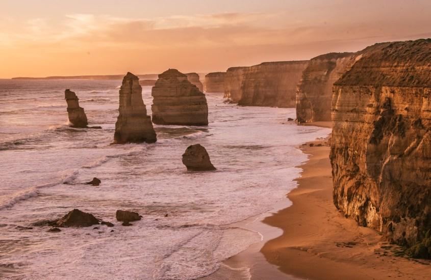 GREAT OCEAN ROAD – Opas Australian parhaalle road tripille