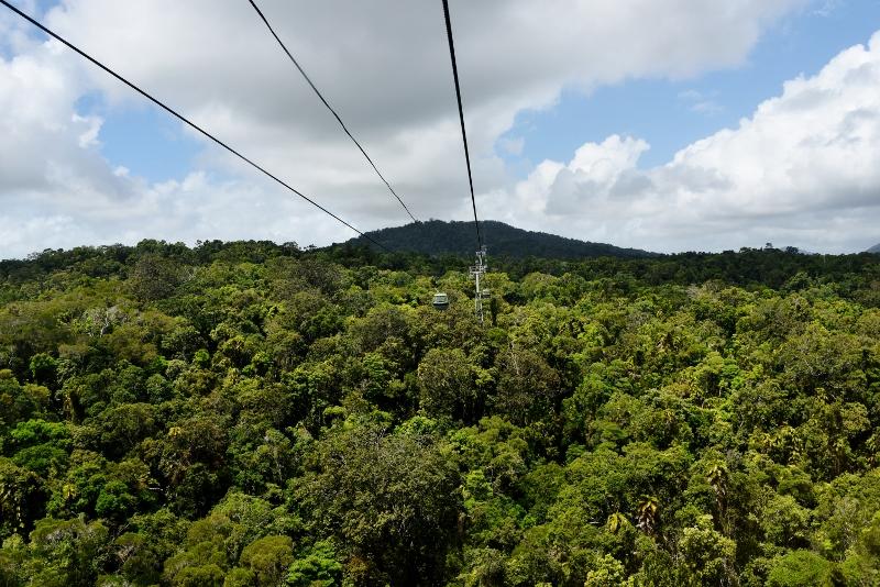 Cairns - Kuranda Skyrail
