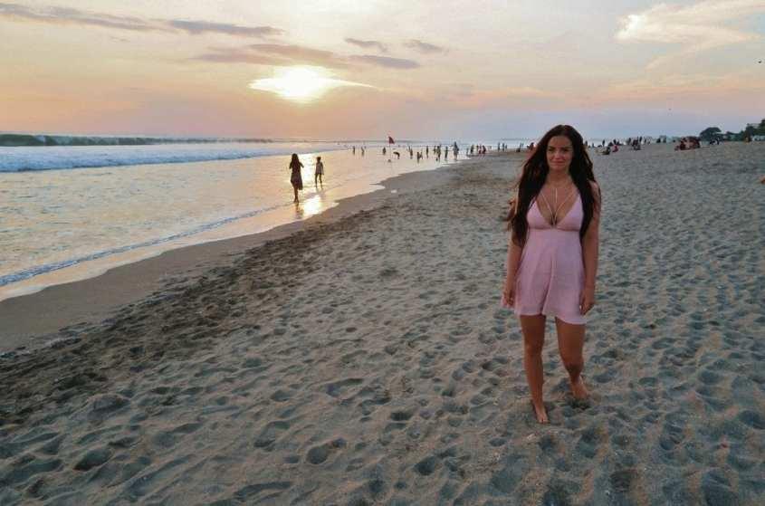 Seminyakin ranta, Bali