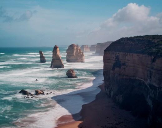 12 Apostolia   Melbournen nähtävyydet