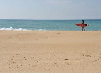 Surffausta Australiassa