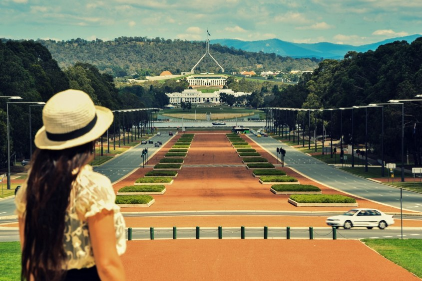 Canberra Australia kokemuksia