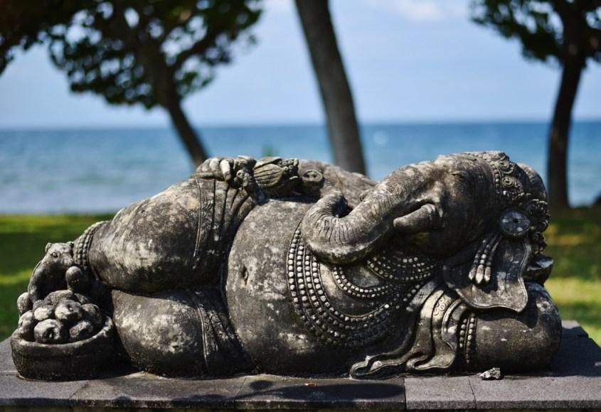 Puri Ganesha, Pemuteran