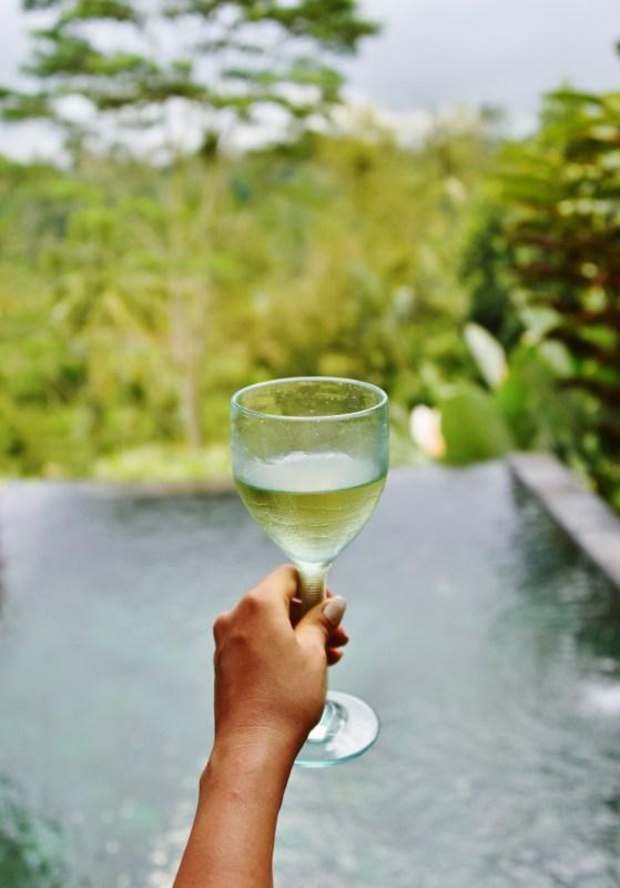 Villa omalla uima-altaalla, Ubud