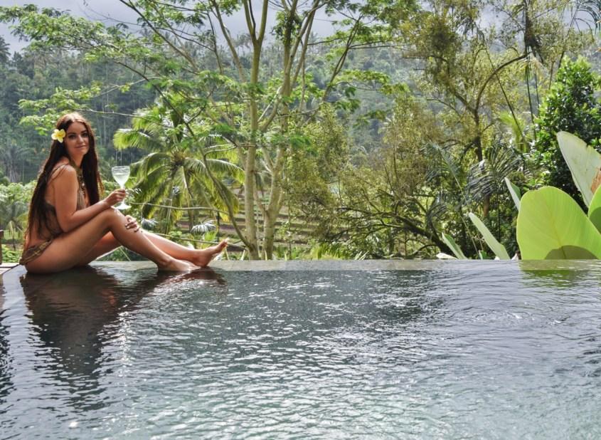 Villa yksityisellä uima-altaalla, Ubud, Bali