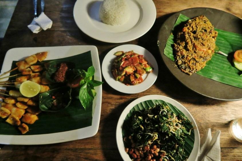 Balilaista ruokaa