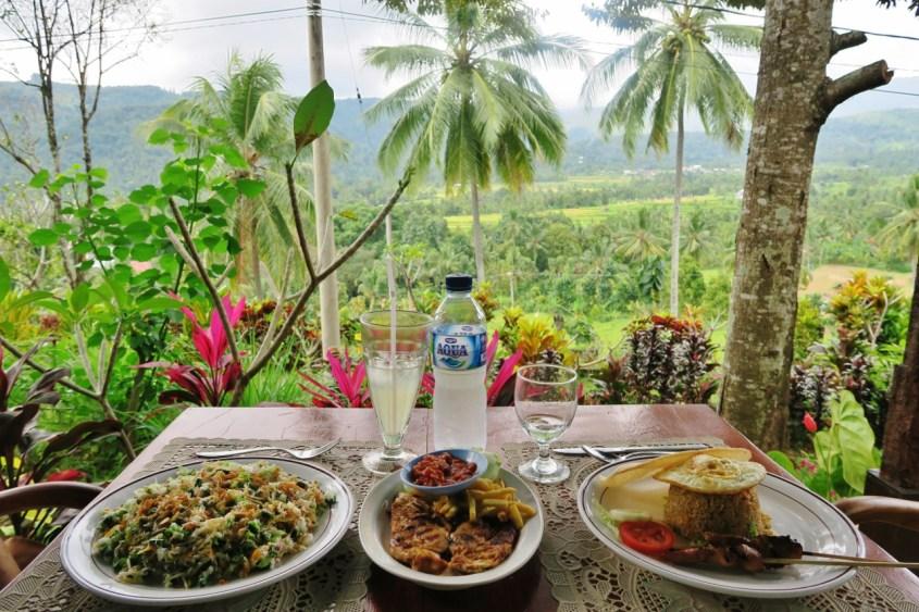 Balilaista ruokaa Pohjois-Balilla
