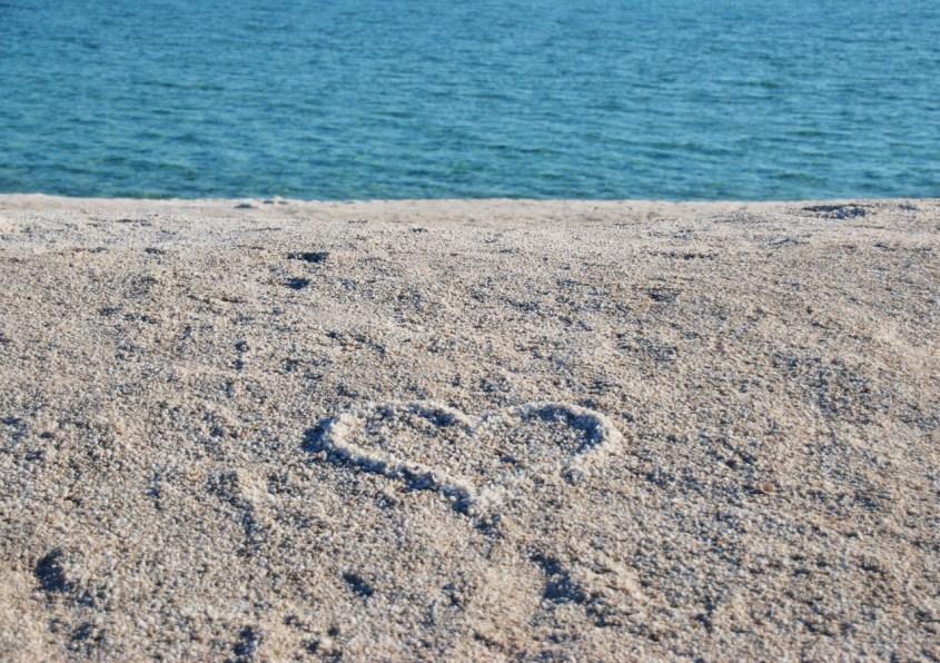 Australian simpukkaranta, Shell Beach