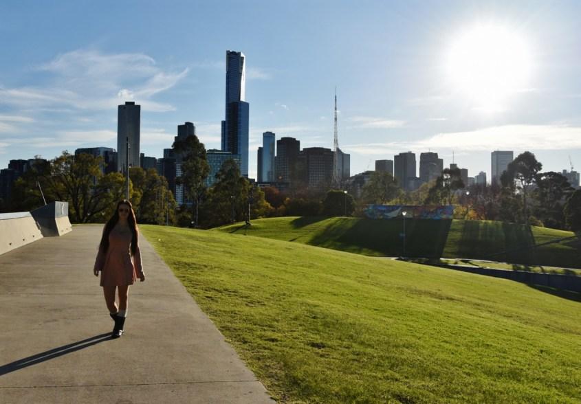 Mitä tehdä Melbournessa - Royal Botanical Gardens