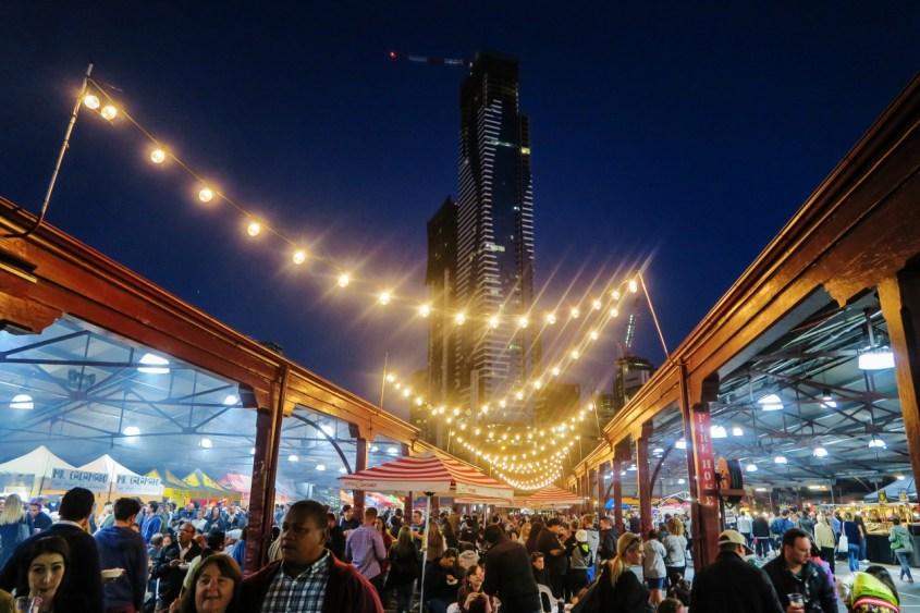 Mitä tehdä Melbournessa - Queen Victoria Market