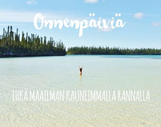 Ile des Pins, Mäntyjen saari, Isle of Pines, Uusi-Kaledonia