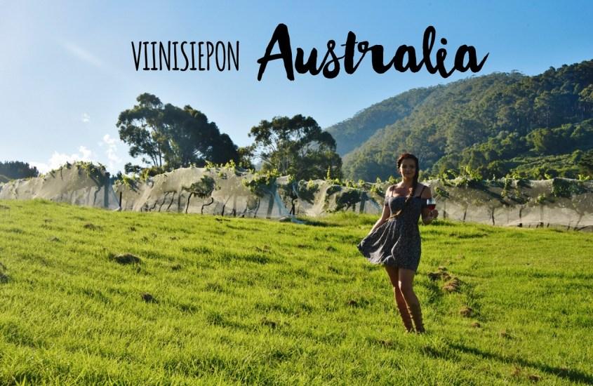 Viinisiepon Australia