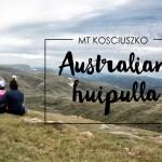 australian korkein vuori