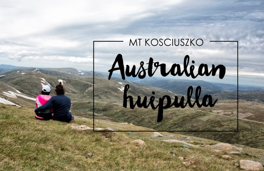 Australian Alpit – Thredbon laskettelukylä ja Australian korkein vuori