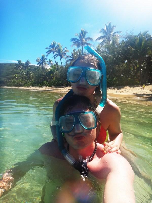 Paljastuksia matkailusta pariskuntana