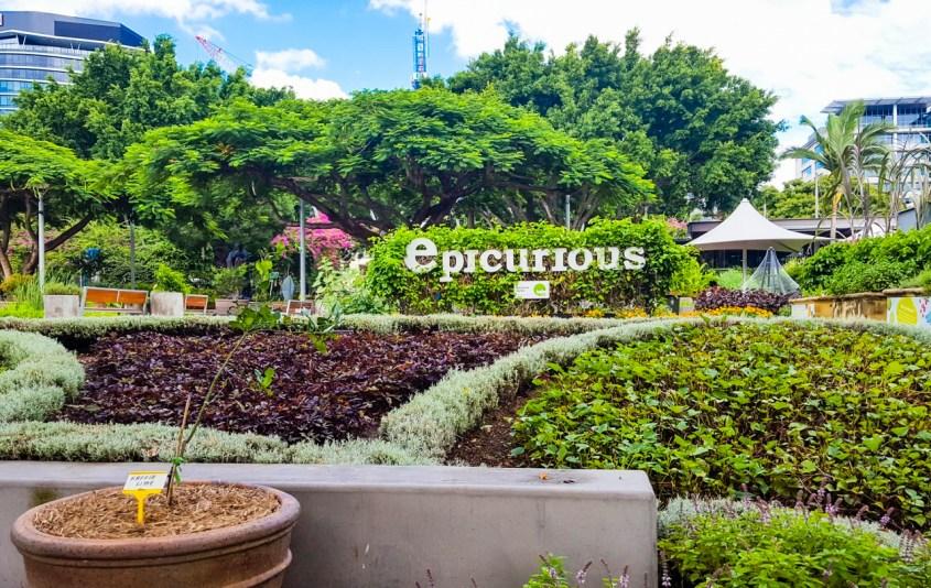 Brisbanen syötävä puutarha