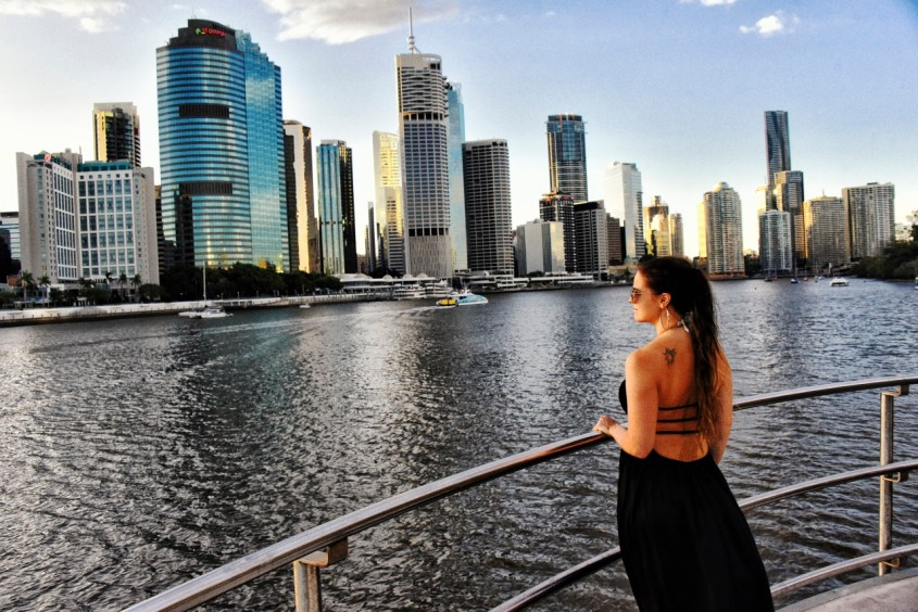 Brisbane nähtävyydet