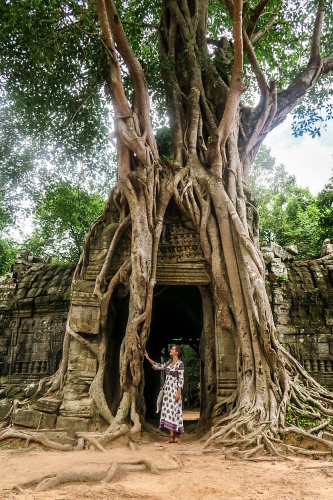 Kambodzan temppelit | Ta Som