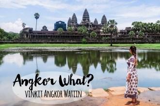 Angkor Wat vinkit