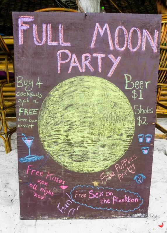 Full Moon Party Koh Rong Sanloem
