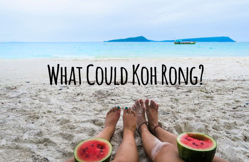 What Could Koh Rong? Vinkit Koh Rongille