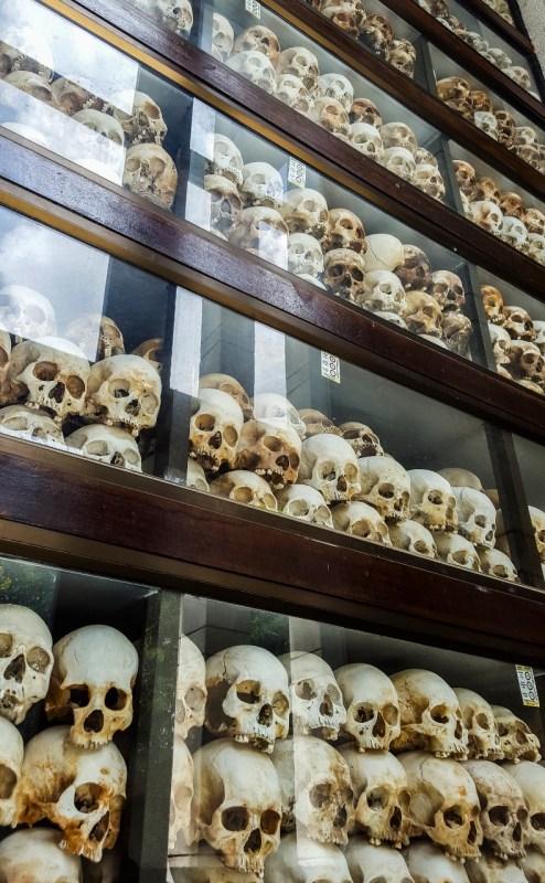 Killing Fields Kambodza
