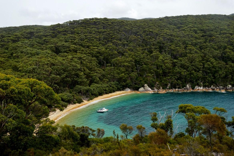 Australian luonto | Parhaat kansallispuistot | Wilsons Prom