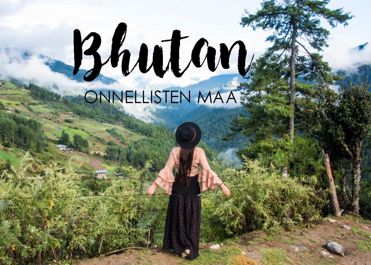 Bhutan maailman onnellisin maa