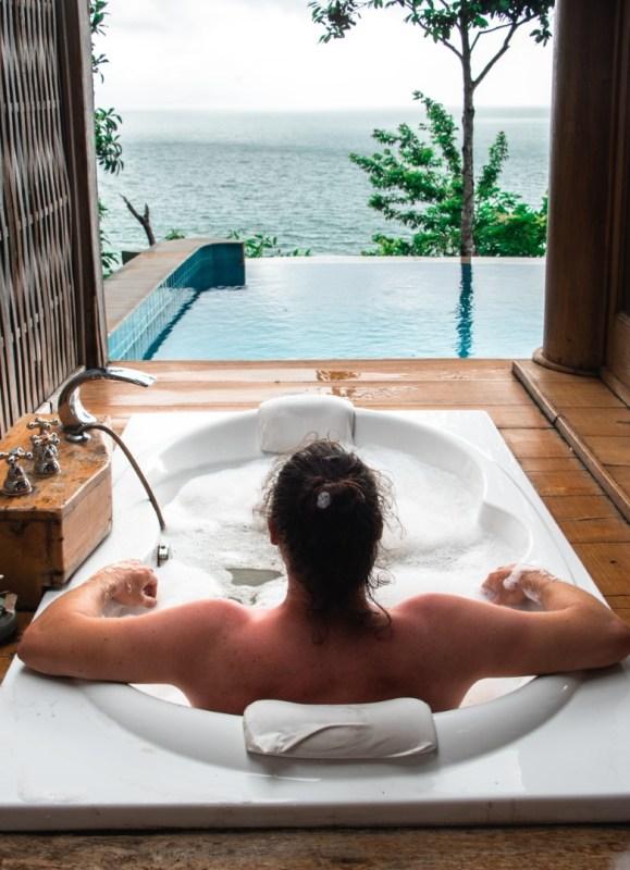 Villa omalla uima-altaalla Thaimaa